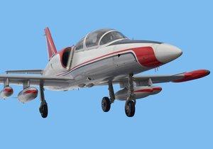 Český letoun se zřítil při výcviku v Rusku! Posádka se katapultovala do Azovského moře, záchranáři po nich pátrají. (Ilustrační foto)