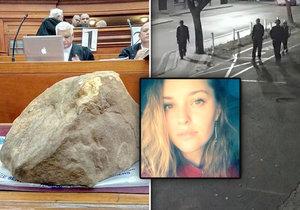 Mrazivé svědectví u soudu: Krásnou studentku (†21) hromadně znásilnili a rozdrtili jí hlavu obřím kamenem vážícím 37 kg!