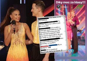 Po vypadnutí Moniky Bagárové se strhla hádka fanoušků, do které se zapojil i Adam Mišík