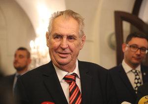 Prezident Miloš Zeman podepsal novelu poslanců KSČM, která zavádí zdanění církevních restitucí.