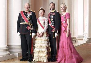 Norská královská rodina