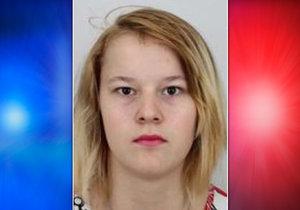 Kam se poděla? Policisté hledají šestnáctiletou Klaudii, která se nevrátila ze školy