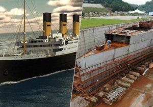 Toužíte plout na Titanicu? Máte šanci! V roce 2022 z Anglie vypluje Titanic II