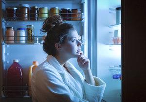Tyhle potraviny můžete jíst i v noci! A nepřiberete ani deko
