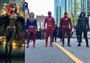 Blíží se trojdílný crossover z Arrowversu. Superhrdinové si v něm prohodí role a premiéru si odbude Batwoman.