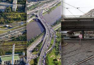 Po problémech s mostem v Bubenské ulici chystá TSK rozsáhlou kontrolu dvou nejvytíženějších pražských mostů.
