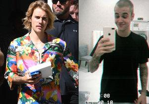 Justin Bieber šokoval novým účesem...