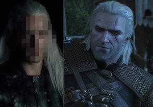 Fanoušci nejsou z Henryho Cavilla jako Geralta nadšení.