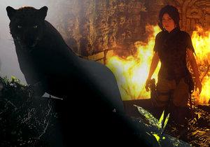 Shadow of the Tomb Raider je důstojným završení novodobé trilogie s Larou Croft.