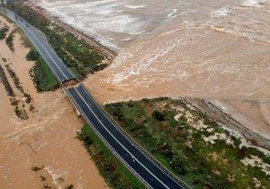Silné bouřky zasáhly téměř celou Itálii