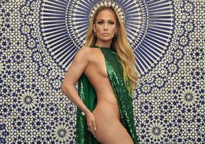 Odvážná fotka Jennifer Lopez