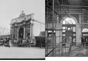 Těšnovské nádraží bývalo nejkrásnější v Praze. Zakončovalo trať, která byla jen odbočkou