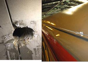 Vrták udělal díru do tubusu Bořislavky: Měl poškodit i šest vozů metra! Chyběl tunel v plánech?