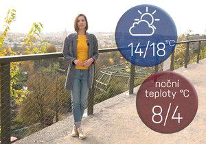 Počasí na víkend: Slunečné babí léto, v neděli padnou teplotní rekordy