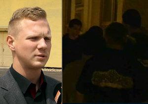 Brněnští policisté vytáhli na studenta paralyzér: Není to trestný čin, tvrdí GIBS