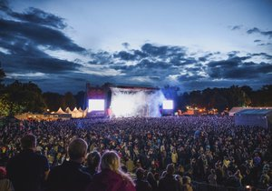 Letošní Metronome festival je nabitý hvězdami. Prostor ale dostanou i talentované kapely v rámci soutěže Czeching. (ilustrační foto)