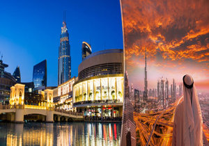 Na skok v Dubaji: To nejzajímavější, co tu můžete za pár hodin vidět!