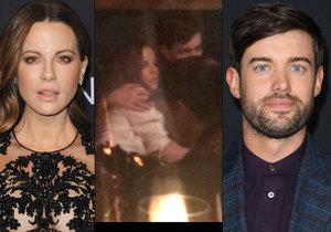 Kate Beckinsale a Jack Whitehall - nová hollywoodská dvojice?