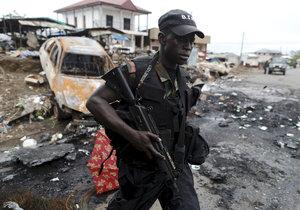 Kamerun řeší problém s ozbrojenými separatisty
