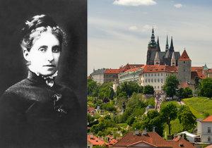Ačkoliv jí život v Praze nepřipravil ty nejpříjemnější chvíle, přesto k Praze Charlotta G. Masaryková přilnula.