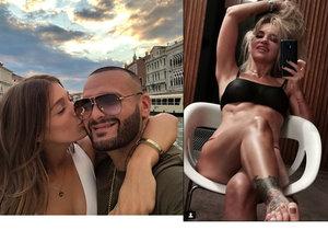 Dara Rolins zareagovala na zásnuby Rytmuse s Jasminou Alagič.