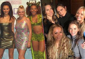 Velkolepý návrat Spice Girls