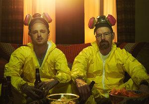 Fanoušci seriálu Breaking Bad se dočkají filmu ze světa známého televizního díla.