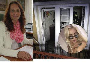 Matka Daisy Lee skončila po výbuchu v kritickém stavu v nemocnici.