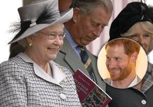Kdo je nejpopulárnější britská osobnost? Královna Alžběta II. to překvapivě není.