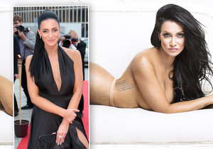 Andrea Pomeje nafotila sexy fotky pro Playboy!