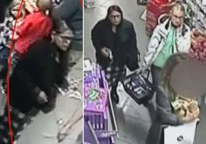 Zlodějka ukradla ženě z kapsy mobil za 30 tisíc. Sáhla pro něj ve frontě u pokladny