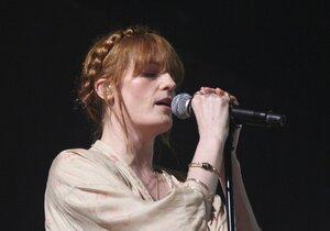 Další megastar příštích Colours odtajněna: V Ostravě vystoupí Florence + The Machine