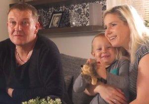 Dana s Vladimírem z pořadu o 10 let mladší už nemají vnoučka Míšu v pěstounské péči.