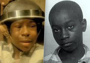Nevinného chlapce odsoudili k trestu smrti ve 14 letech