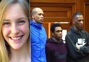 Soud poslal vrahy studentky Hanny do vězení