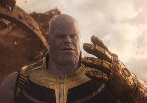 Záběry z komiksového filmu Avengers: Infinity War.