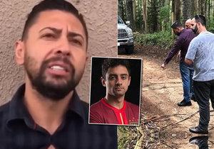 Slavnému fotbalistovi uřízl genitálie a hlavu: Teď policii ukázal, kde pohodil tělo