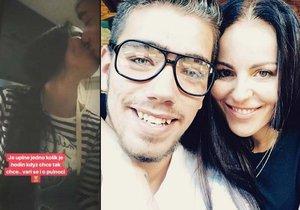 Knechtová (37) s Borkovcem (18): Natočili, co spolu dělají v noci!