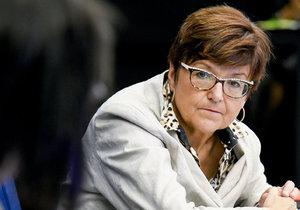 """Německá kontrolorka unijních peněz: """"Nemyslím, že jít přes mrtvoly, je důkaz dobrého vedení."""""""