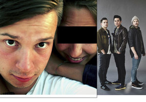 Bubeník kapely Mirai rok po smrti manželky Denisy (†26): Hádka s tchánem kvůli jiné holce!