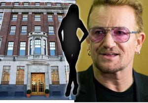 Češka (21) v Dublinu vypadla z okna hotelu, který vlastní Bono z U2: Je v kritickém stavu.