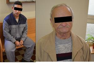 Mário (20) měl podle soudu napadnout a okrást důchodce Miroslava (71).