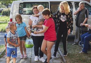 Mise nový domov – bydlení osmičlenné rodiny
