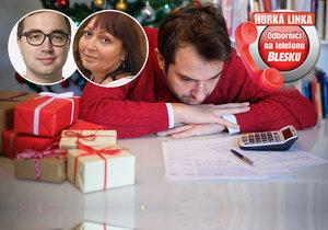 Odborníci na problémy Vánoc v redakci Blesku: Ptejte se na půjčky, fígle obchodníků, exekuce i alimenty