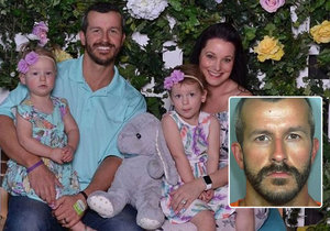 Za vyvraždění své rodiny dostal Chris Watts doživotí!