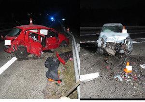 Další otřesná nehoda na Prachaticku: Rychlou jízdou zabil spolujezdkyni a zranil dvě děti