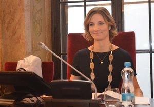 Novou primátorkou Brna je právnička Markéta Vaňková (41, ODS).