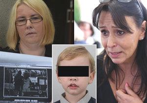 Matku uneseného Tomáška pustili na svobodu. Rodina Heidi Janků je znepokojena.