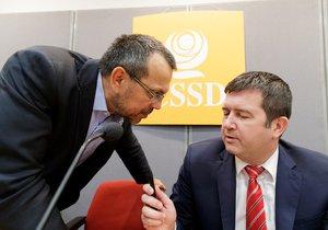 """Rebel Foldyna může skončit v ČSSD. Předsednictvo projedná jeho """"vyhazov"""""""