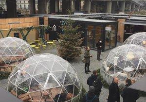 Vánoční Manifesto otevírá brány: Zahřejete se ve čtyřech iglú i mimo ně